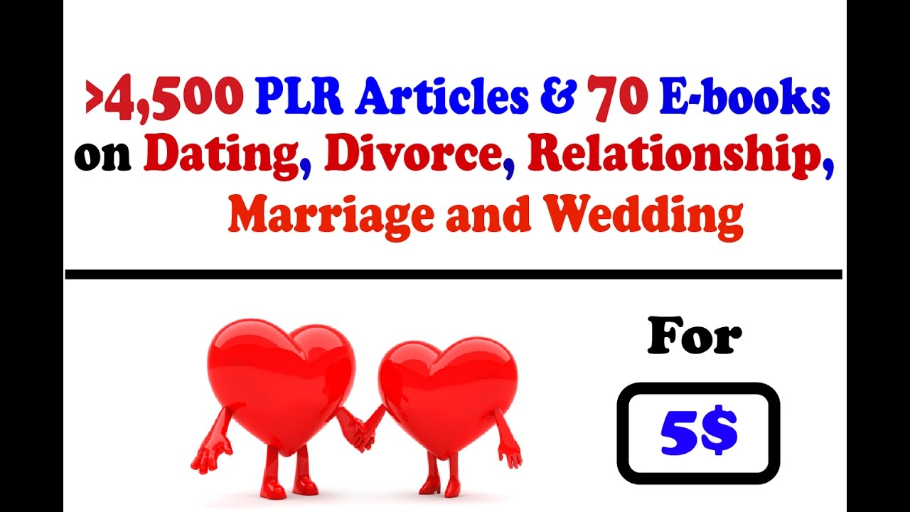 marriage and divorce articles