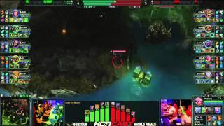 HoN Tour World Finals Grand Finals - BMG vs sG game 1