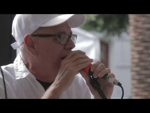 "Ernesto ""Gato"" Gatell ft Patricio Chino Díaz y Eyeunle, Yambú, en vivo PCD2015"