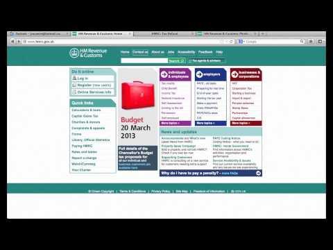 Phishing scams [ HMRC TAX RETURN ] HD 1080p