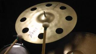 hd video 18 sabian hhx evolution ozone crash dave weckl signature hq