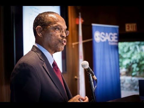 2017 SAGE-CASBS Award lecture: William Julius Wilson - YouTube