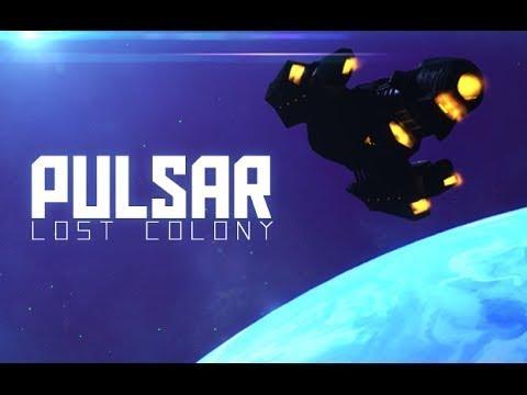 PULSAR: Lost Colony - Beta Trailer 2