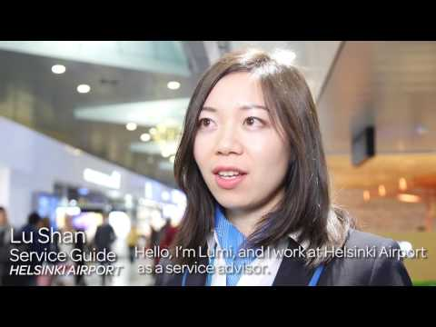 Helsinki Airport is the gateway to Lapland | Finavia