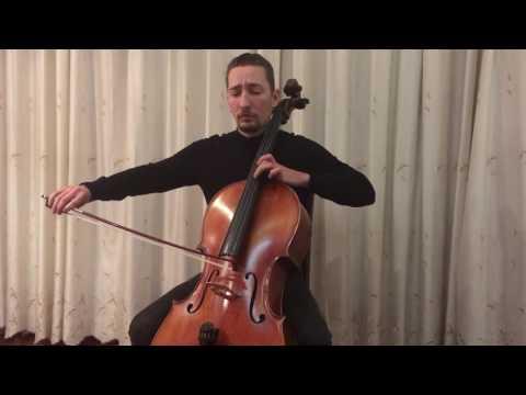 Franz Schubert  Ave Maria, for cello & piano, D839, op52, No6