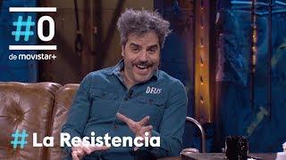 LA RESISTENCIA - El coma etílico de Ernesto Sevilla   #LaResistencia 06.03.2019