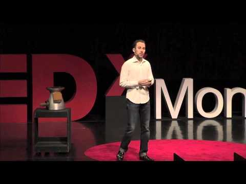 Saving lives through clean cookstoves   Ethan Kay   TEDxMontreal