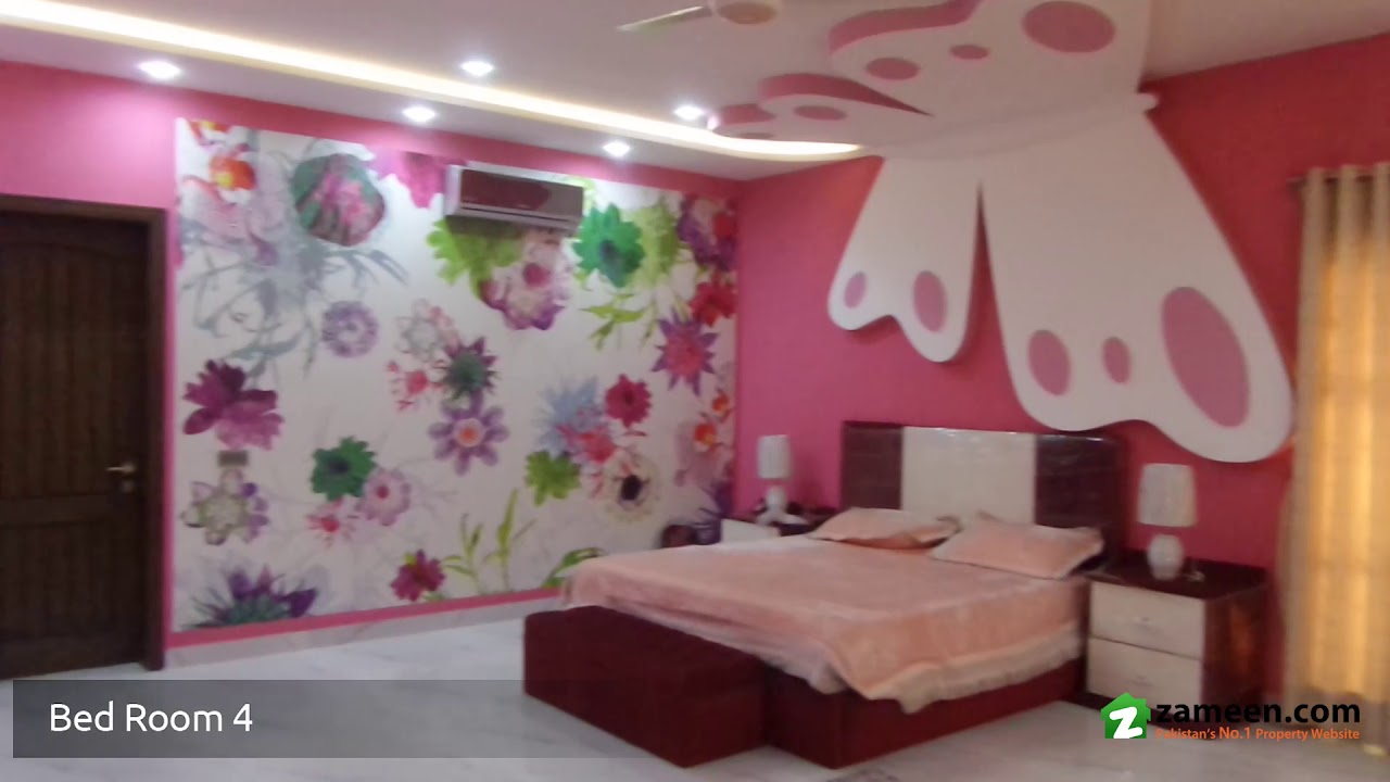2 KANAL FULLY FURNISHED CORNER HOUSE FOR SALE IN PARAGON CITY EXTENSION LAHORE