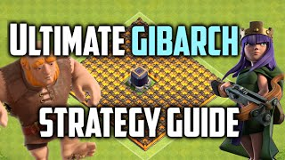 Clash of Clans - Ultimate GiBarch Farming Strategy Guide for Dark Elixir (TH9, TH10, TH11)
