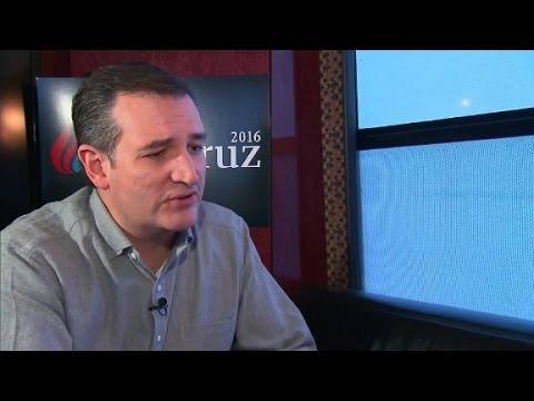 Ted Cruz: Obama wants your guns