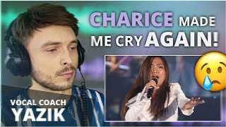 Download Vocal Coach YAZIK reacts to Note to God by Charice Pempengco on Oprah