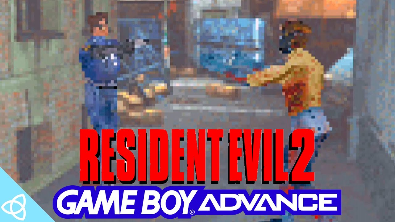 Resident Evil 2 Advance - Unreleased GBA Game