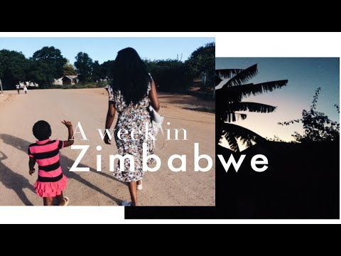 A WEEK IN ZIMBABWE | Africa Travel Diary | Joy Mumford