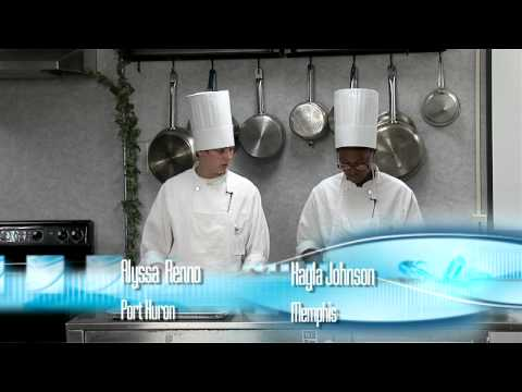 "December 2010 Culinary Confessions ""Potato Tornado, Cherry Turnovers, and Orange Juice"""