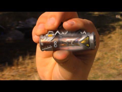 Power Rangers Dino Super Charge Graphite Ranger Part 2