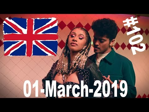 UK Top 40 Singles Chart, 01 March 2019  № 102 Mp3