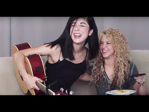 Shakira – Hips Dont Lie (Cover) by Daniela Andrade ft. Shakira