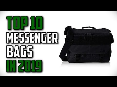 c5386fa5db08 10 Best Messenger Bags In 2019 - YouTube