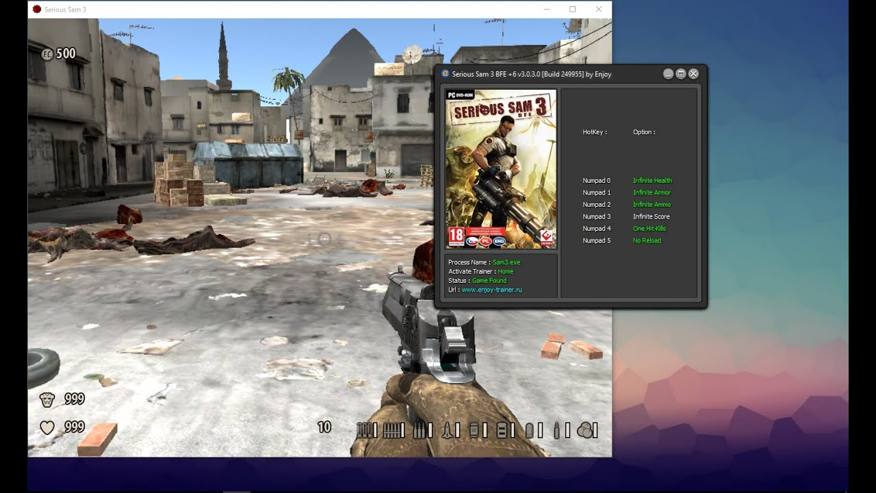 Steam community:: guide:: cheat codes for serious sam 3: bfe.