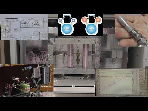 Cold Fusion update#2 LENR Low Temp Calorimeter system overview Discussion video.