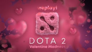 WePlay! Dota 2 Valentine Madness | Gran Final | Gambit vs Nip  |  cast  MaverickDota