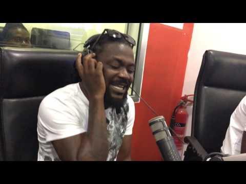 Samini on hot freestyle of 'MyOwn' on Kasapa FM