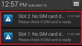 Sim cards not detected FIX for CM 14.1/14/13/12/11