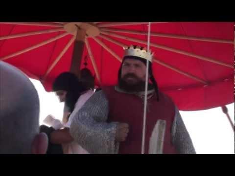 Discurso de Pedro II. Rey de Aragón. Navas de Tolosa 2012.