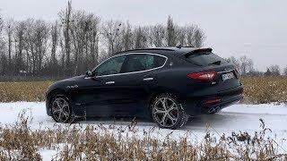 Maserati Levante S (430) test PL Pertyn Ględzi