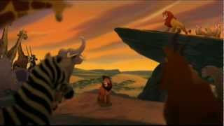 The Lion King 2 - Not One of Us (Finnish) [HD 1080p]