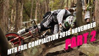 MTB fail compilation 2016 November #2