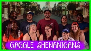 SHENANIGANS with a Gaggle of Vloggers // Disney Springs & Port Orleans Riverside