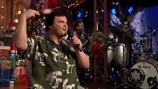 Jack Black sings | Holy Diver | Late Night With Jimmy Fallon