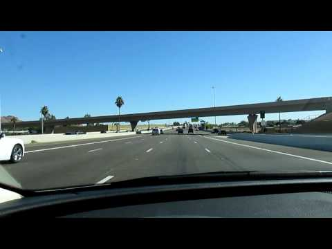 Driving with Scottman895: Loop 202 East (Phoenix, AZ to Tempe, AZ)