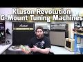 Kluson Revolution G-Mount Tuning Machines