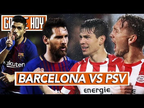 Barcelona 4 PSV 0 | Champions League 2018 - 2019 | PREVIA