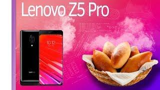 Инфо. Слайдер Lenovo Z5 Pro, раскупают за 1 секунду!