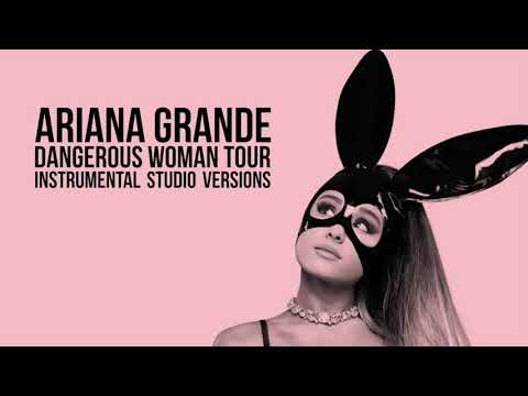 Ariana Grande - Knew Better Part 2 (Dangerous Woman Tour - Studio Instrumental Version)