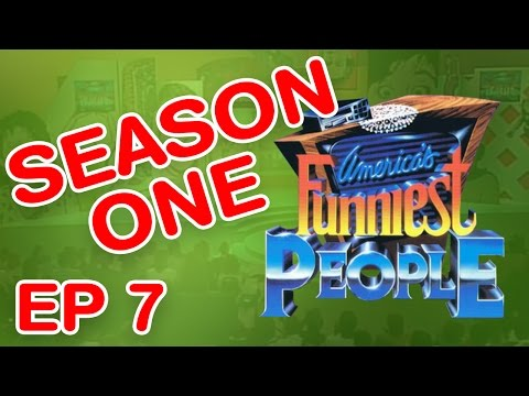 America's Funniest People | SEASON 1 - EPISODE 7