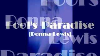 Watch Donna Lewis Fools Paradise video