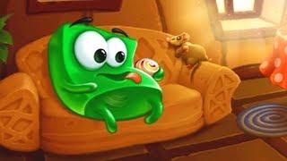 Зеленое ЖЕЛЕ. Мультик игра для детей Green Jelly