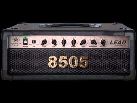 Nick Crow 8505 Lead, virtual high gain amp - Metal tone test (free vst plugin) - amnerhunter.com