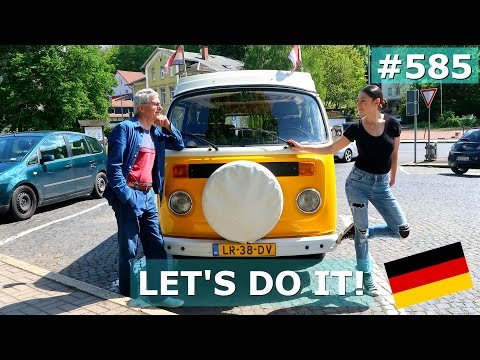 TAKING DAD TO EISENACH GERMANY DAY 585 | TRAVEL VLOG IV