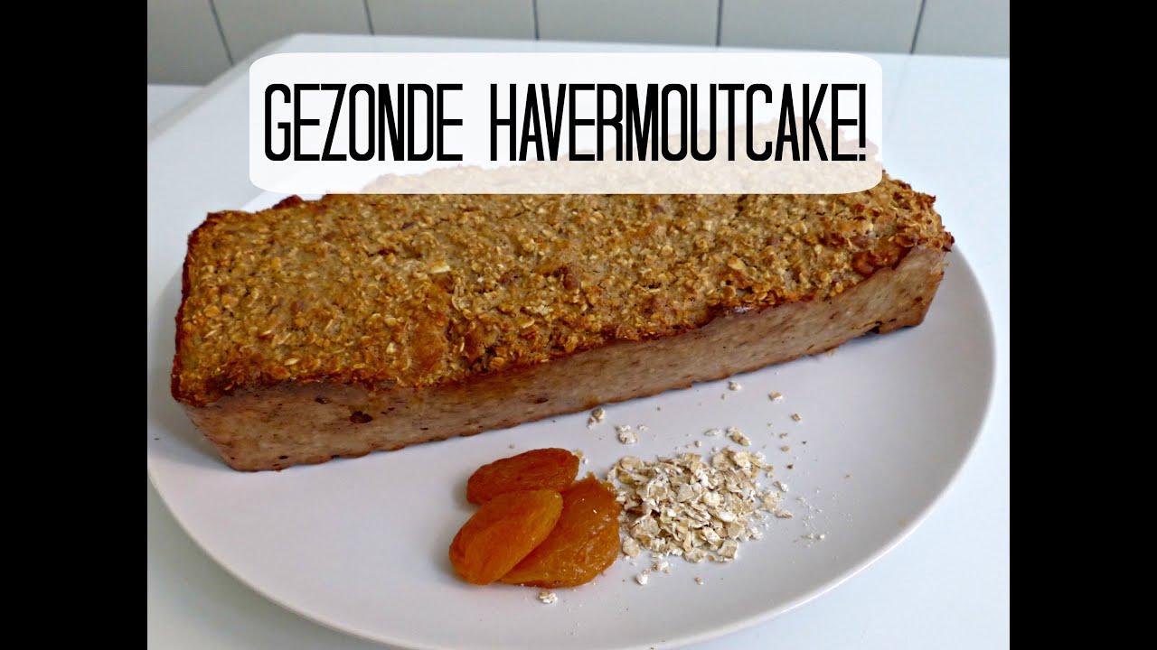 Vaak Gezonde Cake met Havermout! Zonder suiker - YouTube #BS22