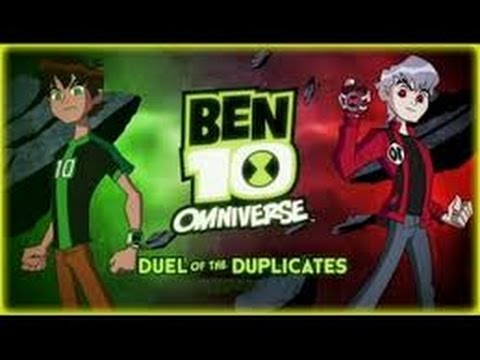 ben 10 duel of the duplicates game