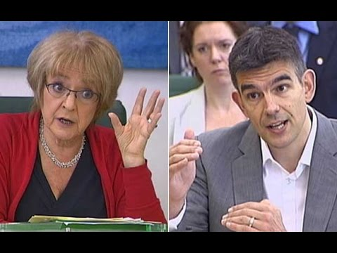 Matt Brittin, Head of Google Europe Grilled by British Parliament Over Google Tax Issues