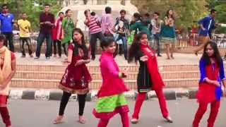 ICC T20 World Cup Bangladesh 2014 theme Song-Musical Flash Mob:INFS(DU)