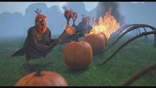 New animation Free Birds sees turkeys trying to get themselves off the menu for... - cinema