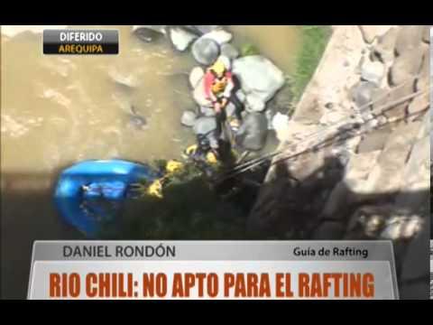 Río Chili: No Apto Para El Rafting