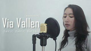 VIA VALLEN SAKIT SAKIT HATIKU Lunard Hiegen acoustic cover